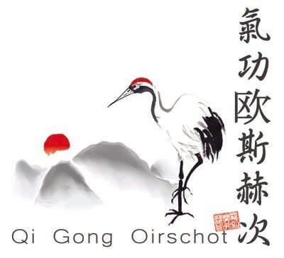 Logo Qi Gong Oirschot, Qi Gong Ji-Chu