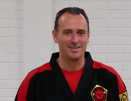 Sifu Louk Franken Master instructor Qi Gong